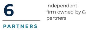 6 partners